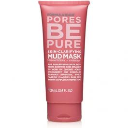 Formula 10.0.6 Pores Be Pure Clarifying Mud Mask - 3.4oz Bottle