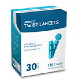 AIMSCO® Lancet 30G- 100ct