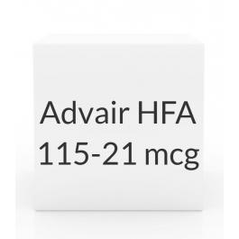 Advair HFA 115-21 mcg Inhaler (60 Dose -8g)