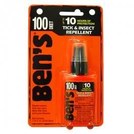 Ben's Tick and Insect Repellent, Wilderness Formula 100 Deet - 1.25 fl oz