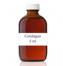 Combigan 0.2-0.5% Solution Eye Drops - 5ml Bottle