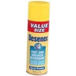 Desenex Foot and Sneaker Deodorant Spray Powder - 4oz