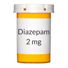 Diazepam 2mg Tablets