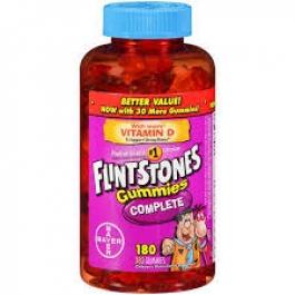 Flintstones Complete Gummies- 70ct