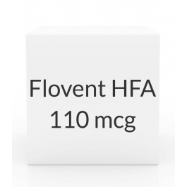 Flovent HFA 110mcg Inhaler (120 Actuations - 12 g)