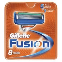Gillette® Fusion Razor Cartridges- 8ct
