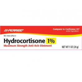 Hydrocortisone 1% Ointment (Perrigo)-30g