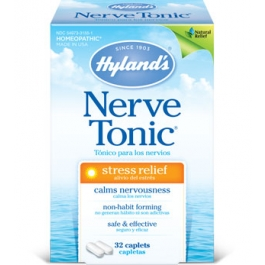 Hyland's Nerve Tonic - 32 Caplets