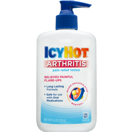 Icy Hot Arthritis Lotion- 5.5oz***DISCONTINUED***
