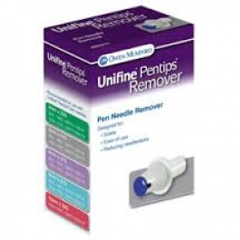 Unifine Pentips Pen Needle Remover