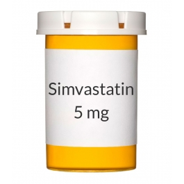 Simvastatin 5mg Tablets