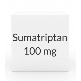 Sumatriptan Succinate 100 mg Tablets (9 Tablet Pack)