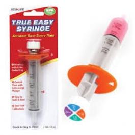 Acu-Life True Easy Syringe, 10ml- 1ct