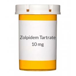 Zolpidem Tartrate 10 mg