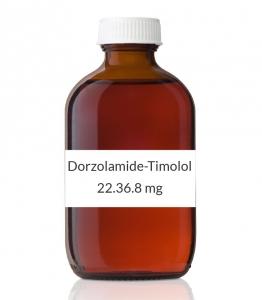 Dorzolamide-Timolol Ophthalmic advise