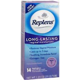 replens vaginal moistureizer