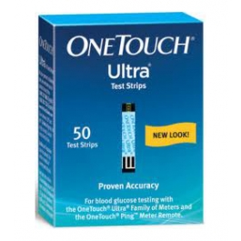 These test strips can be used with the OneTouch Ultra 2 Glucose Meter, the OneTouch UltraSmart Meter, the One Touch Ultra Mini Meter, the OneTouch UltraLink Meter, the OneTouch Ultra Meter and the InDuo blood glucose testing meter/5(39).