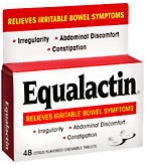 Equalactin Chewable Tablets 48 ct