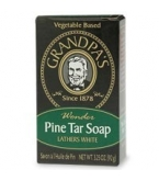Grandpas Wonder Pine Tar Bar Soap - 4.25oz