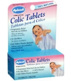 Hylands Colic Tablets  125ct