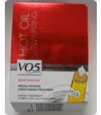 VO5 Hot Oil Moist Weekly Intense Cond Treatment 2- 0.5 Tubes