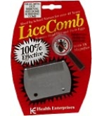 Health Enterprises Lice Comb With 5X Magnifier