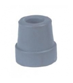 Cane Tips For Quad Cane 1/2 Inch Grey 4/Pk