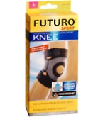 Futuro Sport Moisture Control Knee Support Large  1 ea