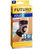 Futuro Sport Moisture Control Knee Support Medium  1 ea- BACK ORDERED 8-29