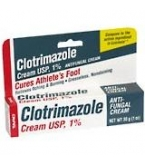 Clotrimazole 1% Cream 30 Gm