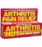 Arthritis Hot Cream 3oz