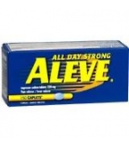 Aleve Caplet 100ct****OTC DISCONTINUED 3/3/14