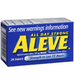 Aleve Tablet 24ct