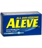 Aleve Tablet 100ct****OTC DISCONTINUED 3/3/14