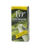 Ayr Saline Nasal Gel with soothing Aloe - .5oz