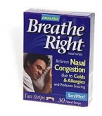 Breathe Right Strip Tan Small/Medium 30 ct