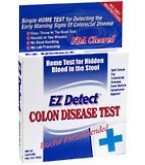 EZ DETECT Colon Disease Test