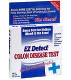 EZ DETECT Colon Disease Test