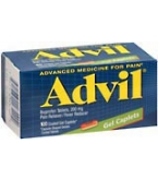 Advil Gel Caplet - 100