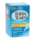 Thera Tears Eye Drops 0.025% oz Single Dose - 32- BACK ORDERED 9-5