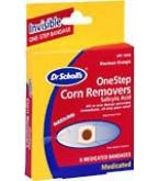 Dr. Scholls Onestep Corn Removers 6 ct