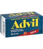 Advil Tablet - 100****OTC DISCONTINUED 3/3/14