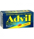 Advil Caplet 100ct****OTC DISCONTINUED 3/3/14