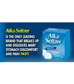 Alka-Seltzer Original Effervescent Tablets 12ct