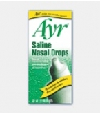 Ayr Saline Nasal Drops 50 ml****OTC DISCONTINUED 3/5/14
