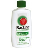 Bactine First Aid Squeeze Bottle 4oz