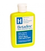 Betadine Skin Cleanser Liquid 4oz