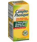 Campho-Phenique Antiseptic Liquid 0.75oz- BACK ORDERED 8-23****OTC DISCONTINUED 2/28/14