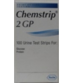 Chemstrip 2 GP Strips 100/Box