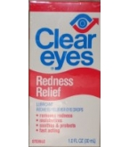 Clear Eyes Drops .5oz